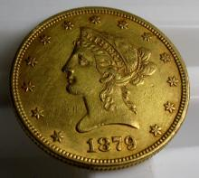 1897 $ 10 Gold Liberty Eagle