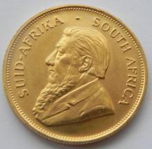 1 oz Gold Krugerrand Bullion - Pure