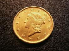 $1 Liberty Head Gold Type 1- Random