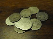 (10) Barber Quarters