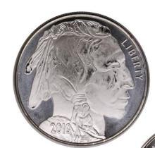 Lot of (20) Buffalo Rounds Silver 1 oz