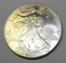 Random Date Silver Eagle UNC