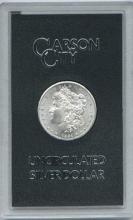 1884 Morgan Carson City GSA  MS Coin