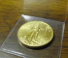 1 oz. US Gold Eagle Bullion - Random