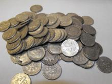 Lot of $ 10 Face Value 90% Silver Dimes