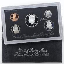 1996 US Mint SILVER Proof Set