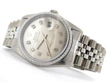 MENS ROLEX DATEJUST 16220