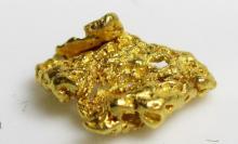 2.35 gram Gold Nugget - Natural