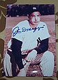 Joe DiMaggio 4x6 Photo