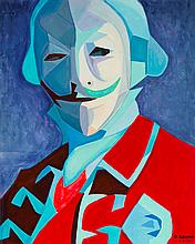 Damian Cosma (b. 1976) Lord Anonymous, 2016