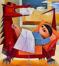 Mirella Stern (b. 1971) Insomnia, 2016