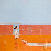 Ilona Herc (b. 1972) The presence, 2016