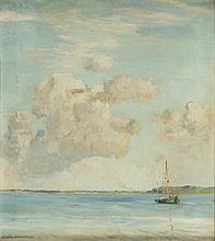 Eugen Bracht (1842 - 1921), Clouds (