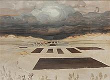 Rafal Malczewski (1892 - 1965) Before the Storm