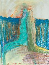 Alicja Wahl (b. 1932) Untitled, 1986