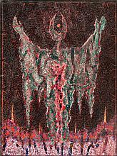 Jerzy Tchorzewski (1928 - 1999) Composition, 1987