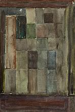 Adam Marczynski (1908 - 1985) Abstract Composition, 1962