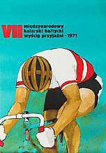 Maciej Urbaniec (1925 - 2004) VII International Baltic Friendship Race, 1971