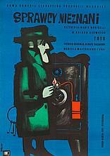 Maciej Hibner (b. 1931) Perpetrators unknown, 1961