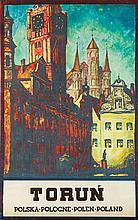 Stefan Norblin (1892 - 1952) Torun, 1930