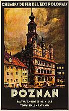 Stefan Norblin (1892 - 1952) Poznan, 1930