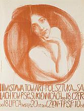 Teodor Axentowicz (1859 - 1938) III exhibition of the Society of Polish Artists