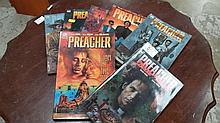 7 Preacher graphic novels