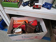 A box of camera's
