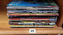 Approx 25 Batman Graphic Novels including Nosferatu, Catwoman etc.