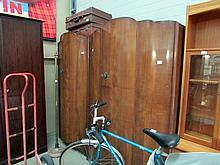 2 1950's wardrobes