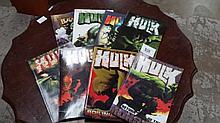 8 Incredible Hulk graphic novels