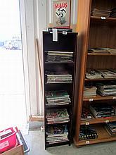 A tall book case