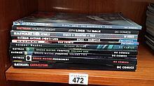 10 Batman Graphic Novels including The Cult, Manbat etc.