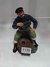 A Royal Doulton figurine, HN2317, Lobster man