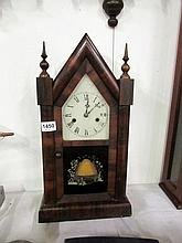 A Frome USA Gothic mantel clock