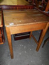 A school desk