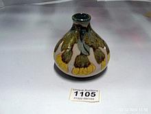 A small Cobridge stoneware vase
