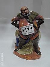 A Royal Doulton figurine, HN2054, Falstaff