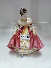 A Royal Doulton figurine, HN2229, Southern Belle