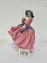 A Royal Doulton figurine, HN 1848, 'Top o' the hill' (early and rare c