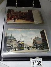 An album of Lincolnshire postcards