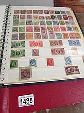 2 albums of world stamps