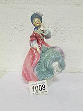 A Royal Doulton figurine, HN1828, 'Spring Morning'