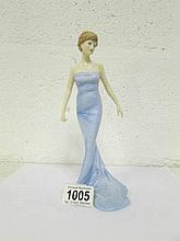 A Royal Doulton figurine, HN5061, 'Diana, Princess of Wales'