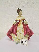 A Royal Doulton figurine, HN2229, 'Southern Belle'
