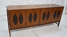 Four Door Modern Credenza Sideboard. Marquise sha