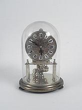Kundo K&O Vintage Wind German Anniversary Shelf Clock