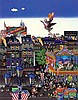 Once Upon a Time by Yamagata Signed Serigraph