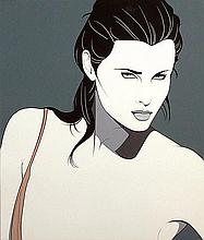 Patrick Nagel Commorative #14 Silkscreen