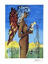Salvador Dali Love's Promises Art Print